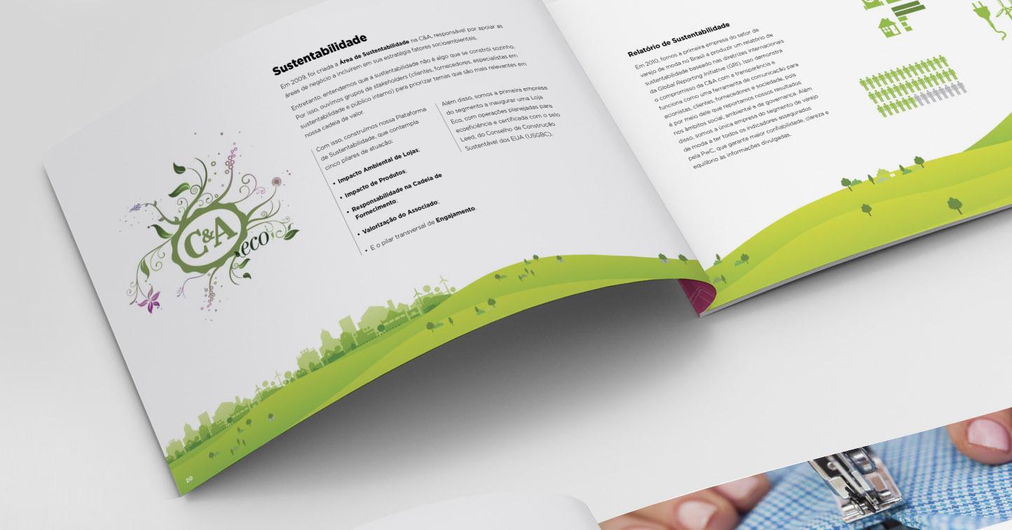 Cartilha C&A Sustentabilidade