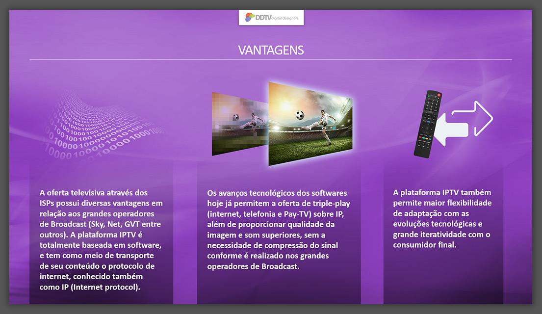 Apresentação Institucional DDTV