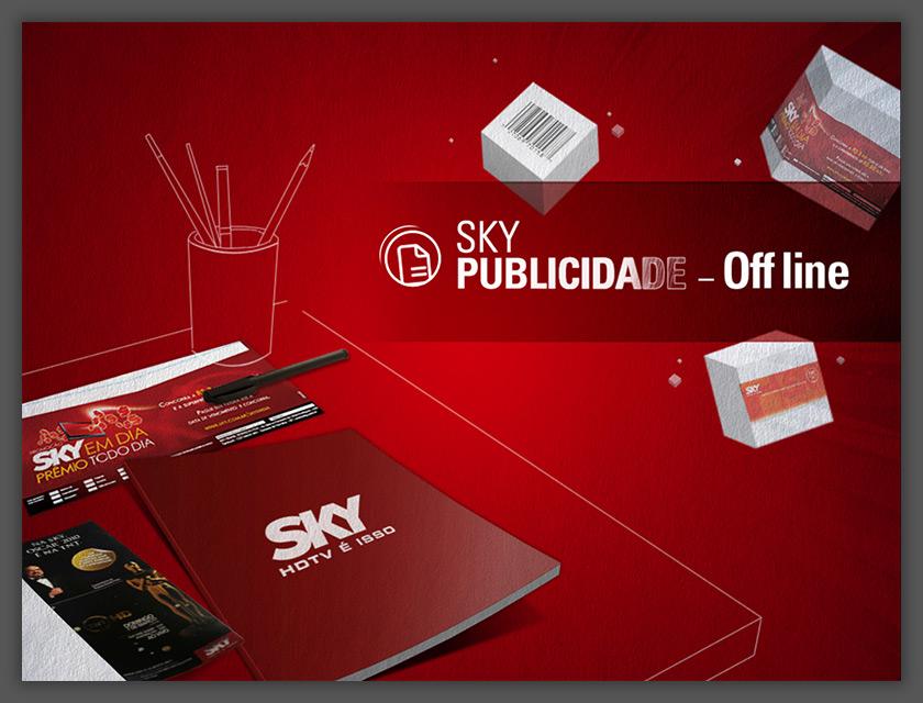 Soluções em Publicidade SKY TV