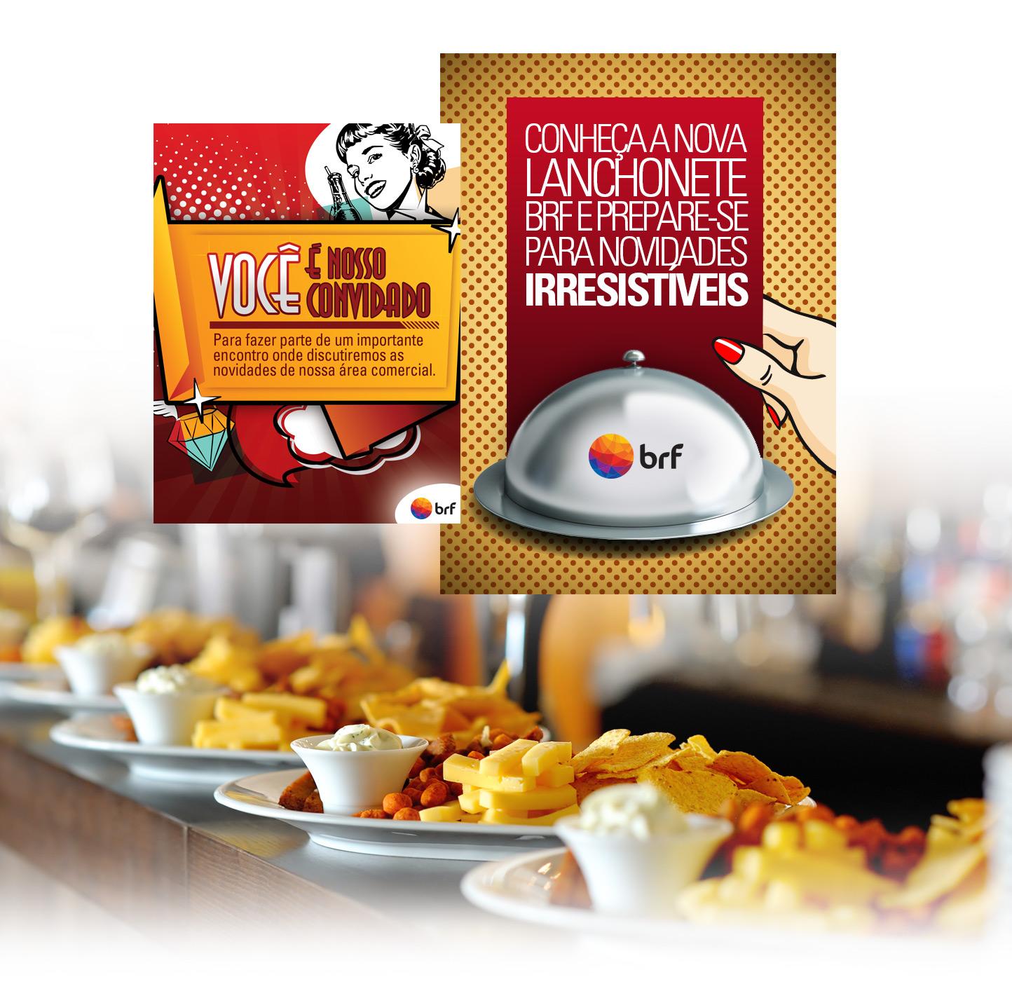 Loja Conceito Brasil Foods BRF