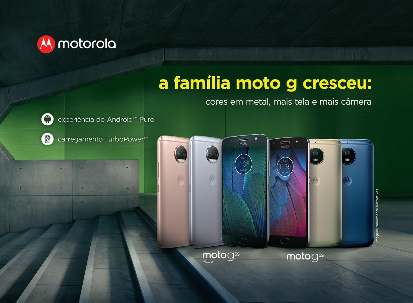 PDV Motorola | C&A Fashiontronics